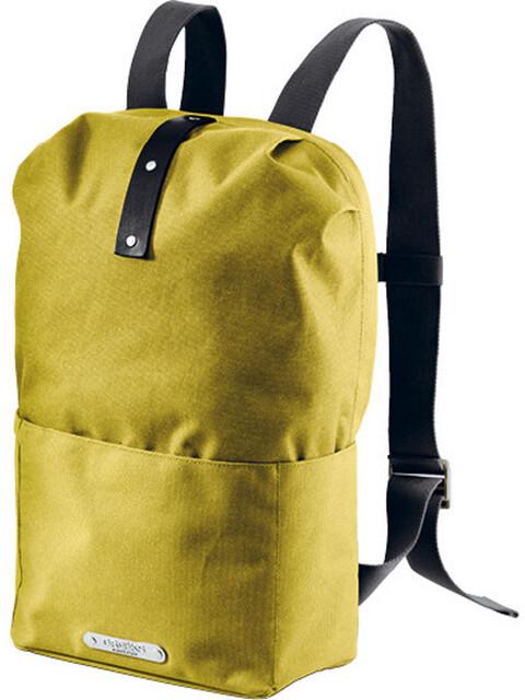 Brooks Dalston Knapsack Medium 20l lime fleck/black